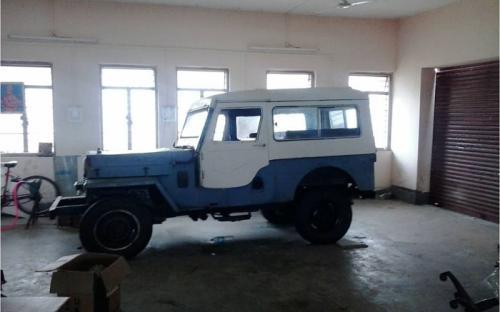 Automobile Engg. Laboratory